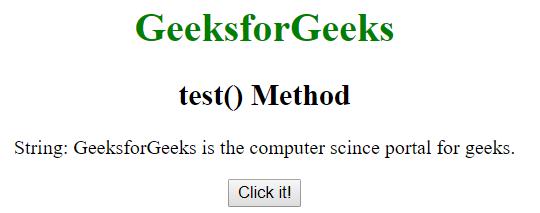testmethod