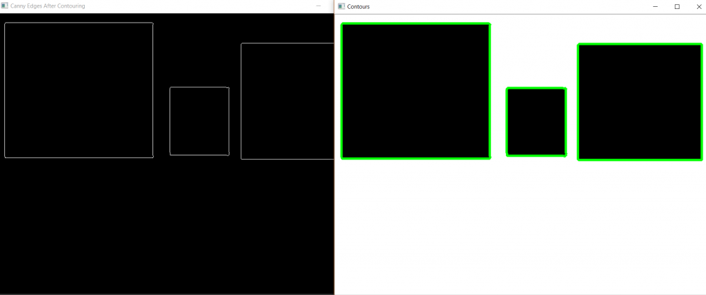 Find and Draw Contours using OpenCV | Python - GeeksforGeeks