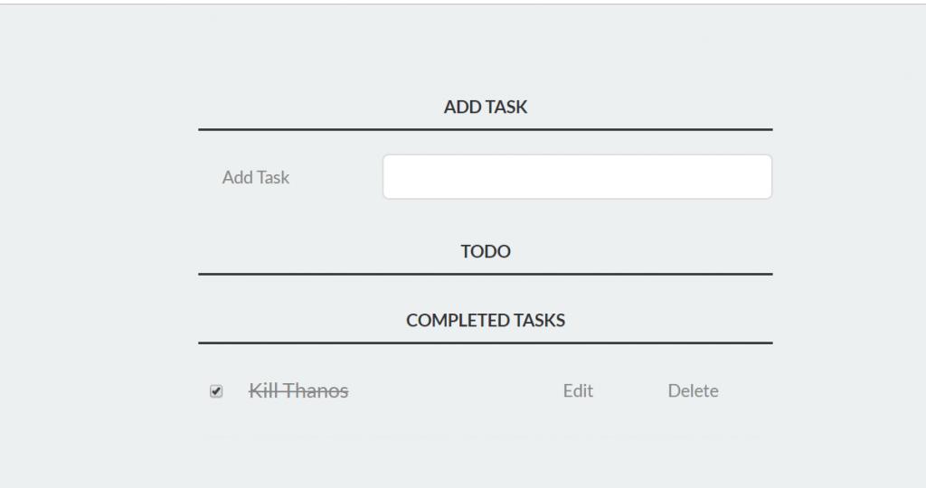 JavaScript Course | Task Tracker Project - GeeksforGeeks