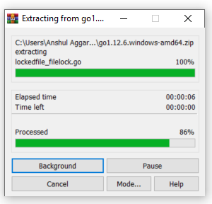 How to Install Go on Windows? - GeeksforGeeks