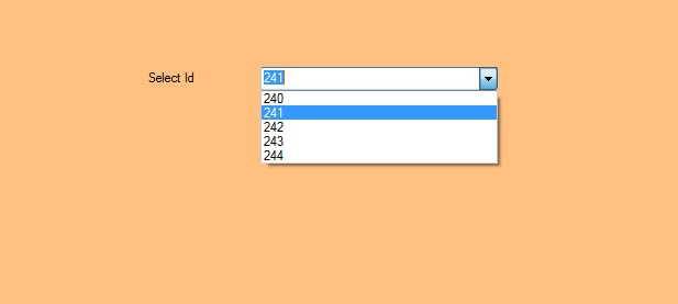 How to set the Height of the Drop-Down List in the ComboBox