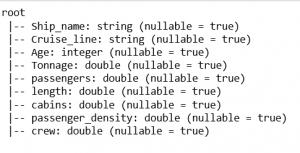 Pyspark | Linear regression using Apache MLlib - GeeksforGeeks