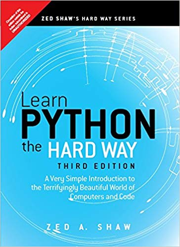Learn-Python-the-Hard-Way