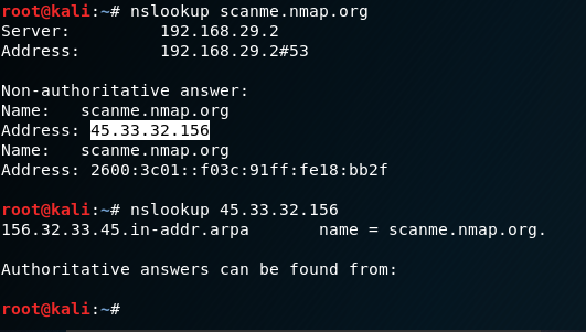 How to start nmap and run a simple scan ? - GeeksforGeeks