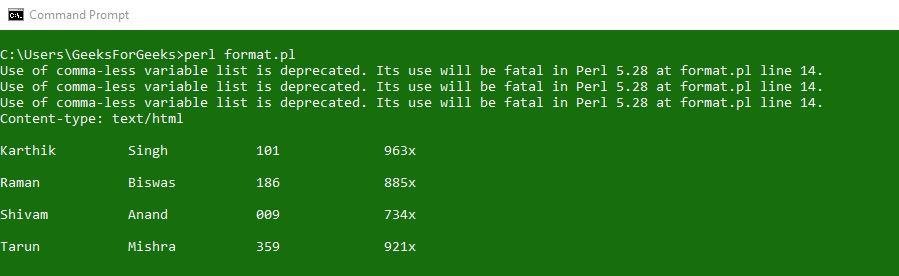 Perl printf format binary options explaining sports betting lines