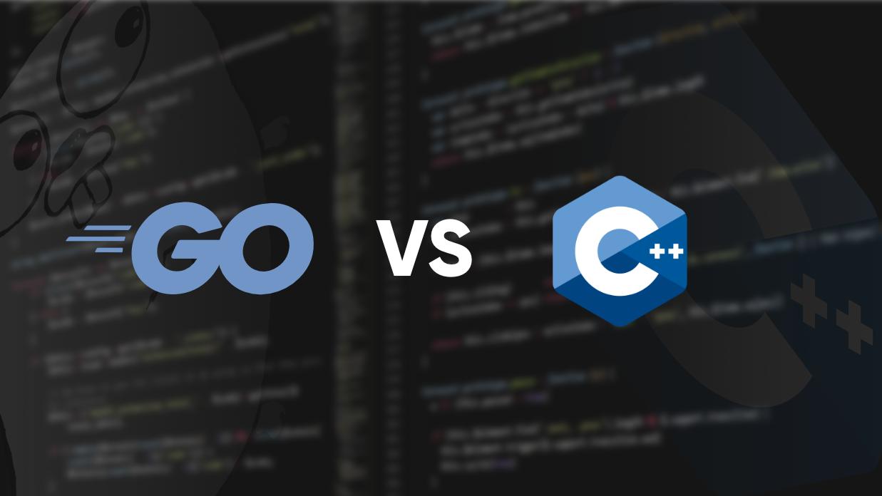 Go-vs-C++