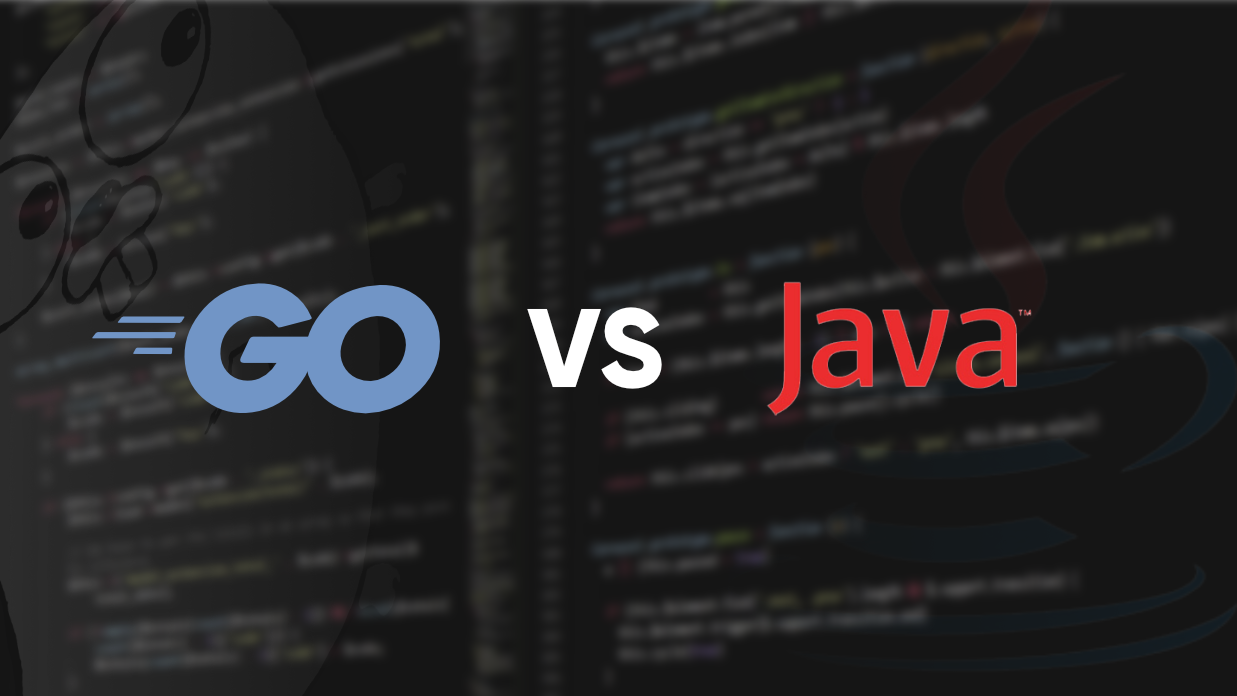 Go vs Java - GeeksforGeeks