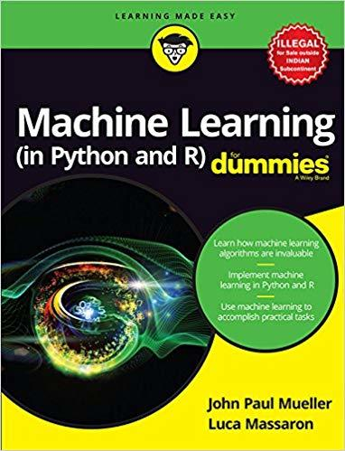 Machine-Learning-in-Python-and-R-For-Dummies