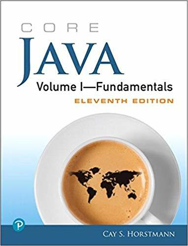 Core-Java-Volume-I