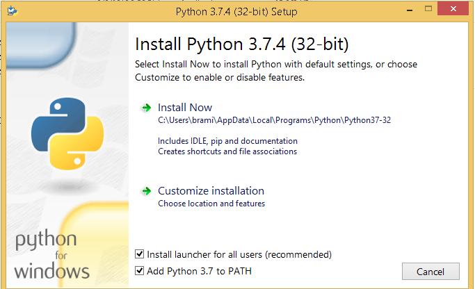 Python and Jupyter Installation - GeeksforGeeks