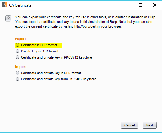 How to Setup Burp Suite for Bug Bounty or Web Application