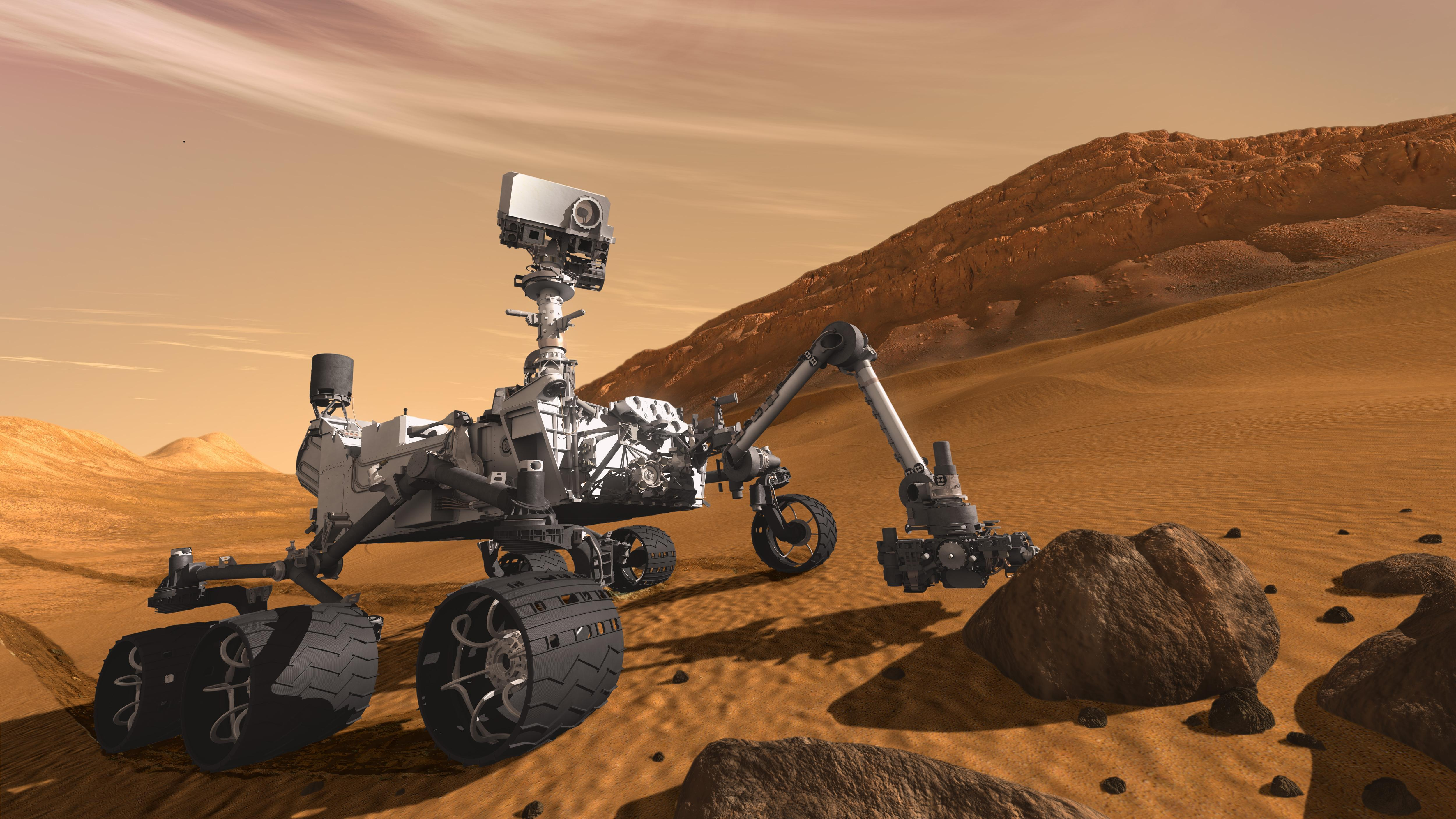 Curiosity-Rover-NASA