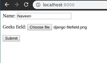 django-filefield-forms