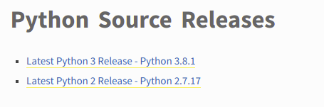 python-linux