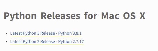 python-macos
