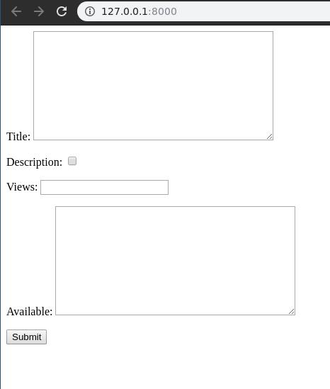 django-forms-widgets-ss