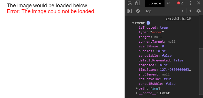 not-loaded-error