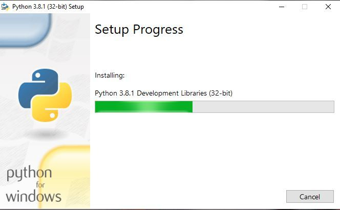 Installing-Libraries