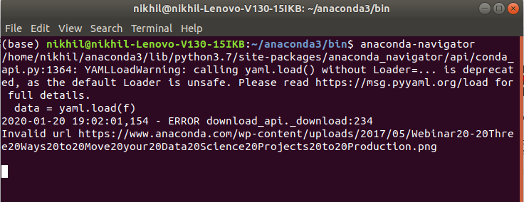 Anaconda-Installation-Verification
