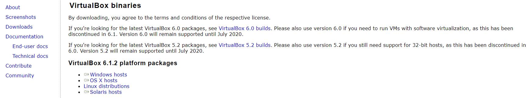 VirtualBox-Windows-Download