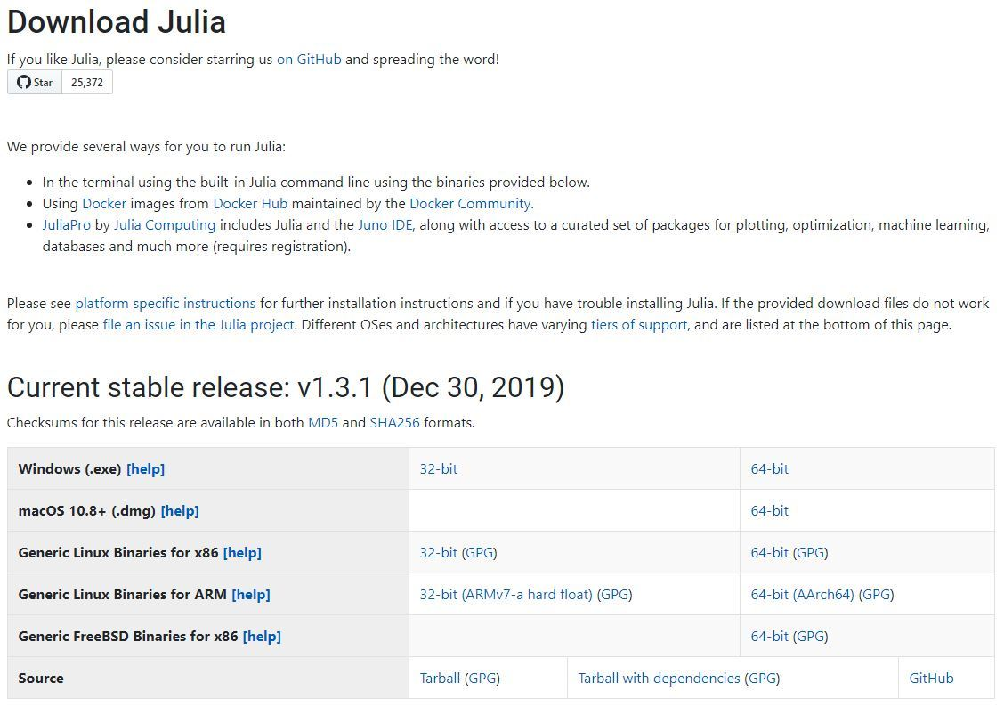 Julia-Download-Window