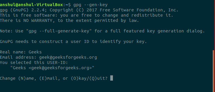 Generating-Key-For-Encryption-Process