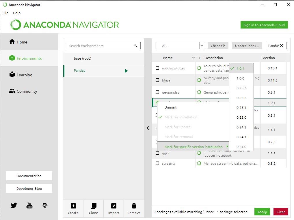Anaconda-Installation-Pandas-17