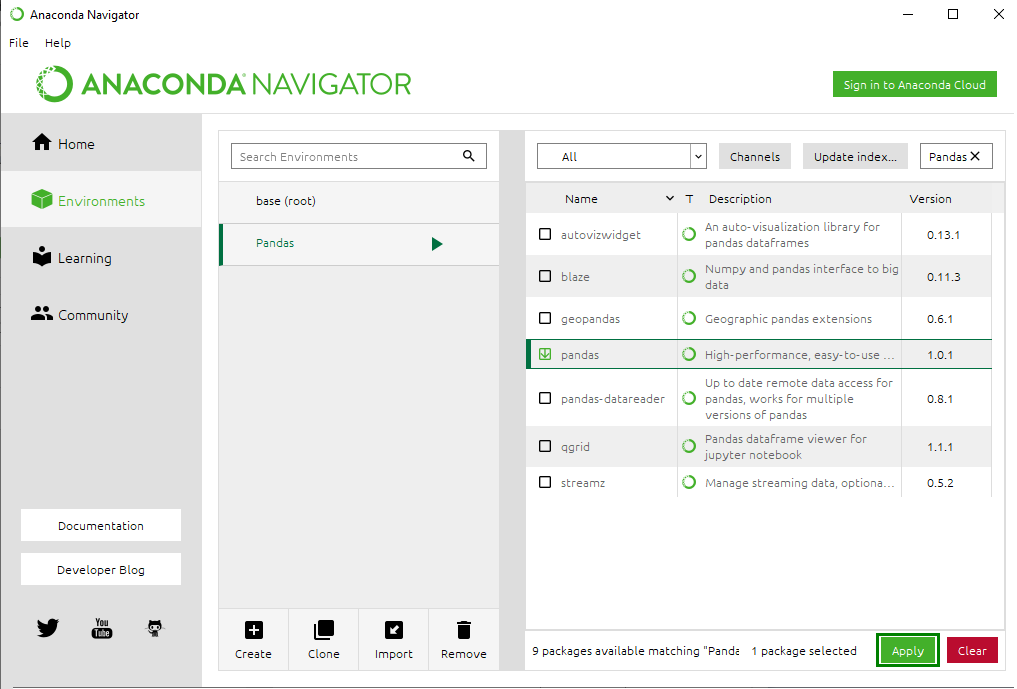 Anaconda-Installation-Pandas-18