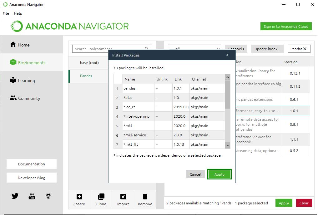 Anaconda-Installation-Pandas-19