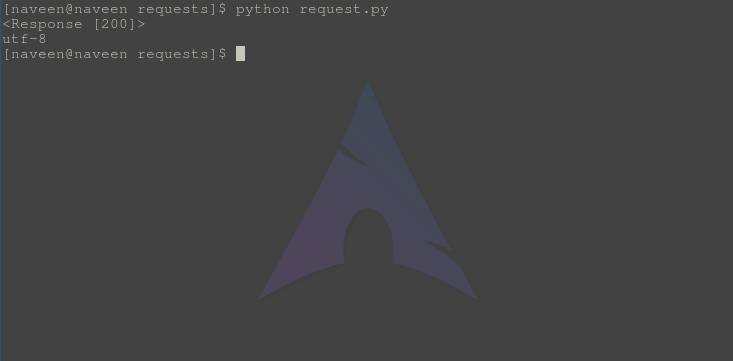response.encoding-Python-requests