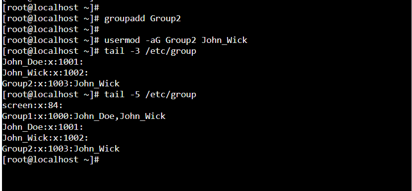Command to Add User to Group Without Removing From Existing Groups