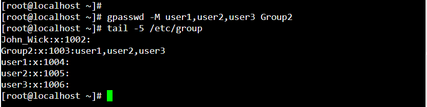 Command to Add Multiple Users to a Group at once