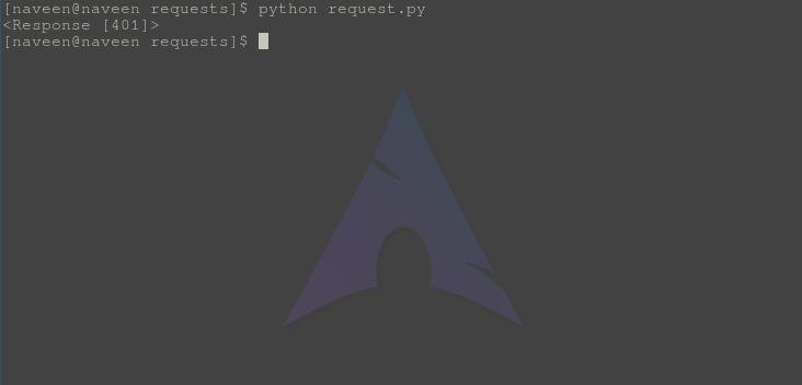 autentication-python-requests