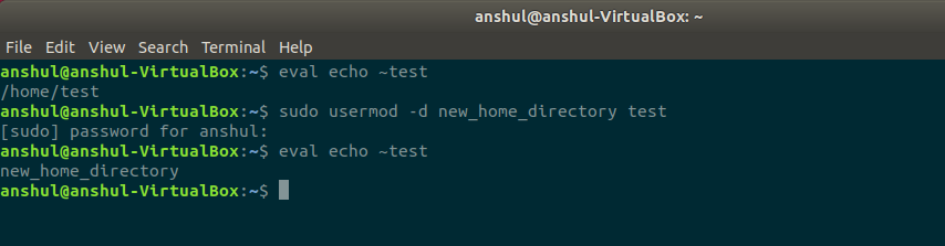 changing-home-directory-for-a-user-in-linux