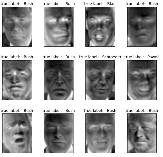 Test Images - Average Images