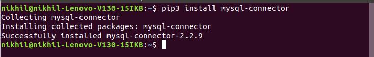 Installing-mysql-connector-Linux