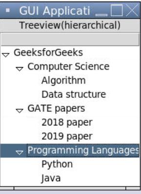 python-tkinter-treeview