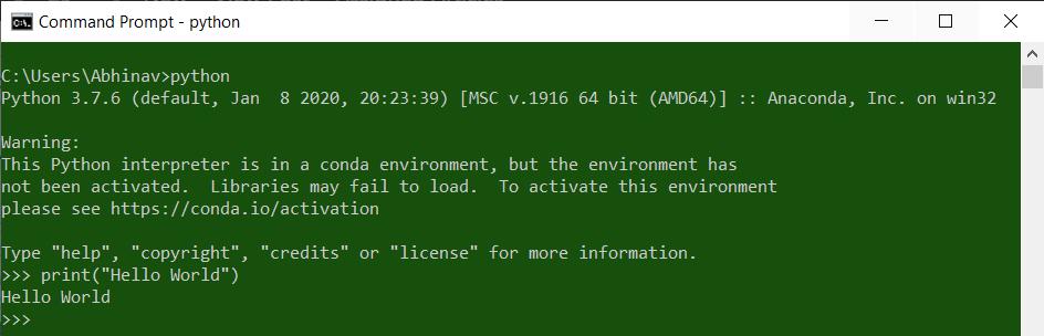 Python-HelloWorld-01