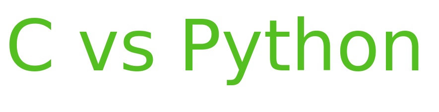 c-vs-python