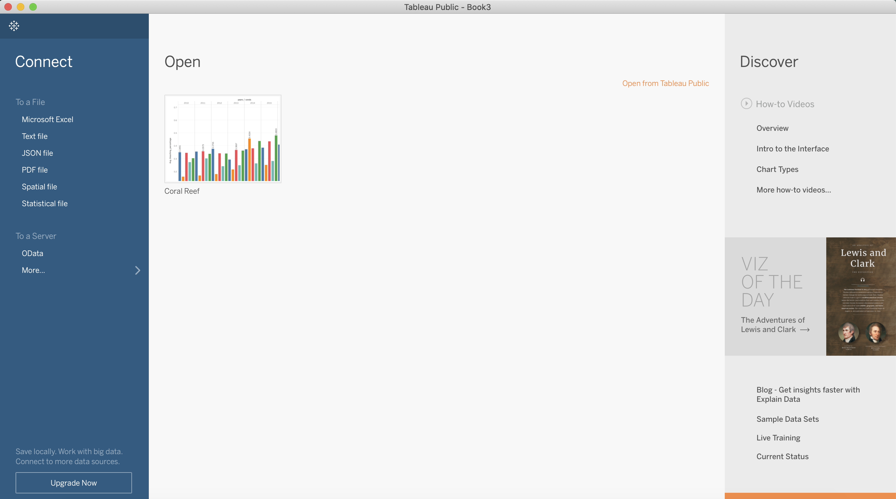 Tableau File System Geeksforgeeks