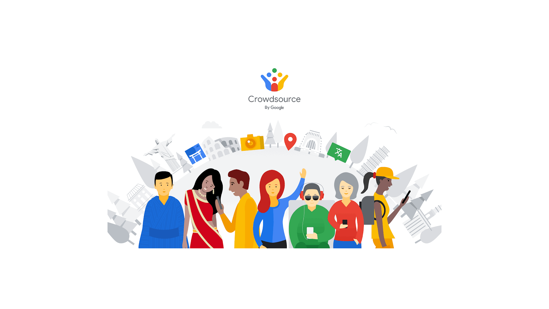 What is Google Crowd Source