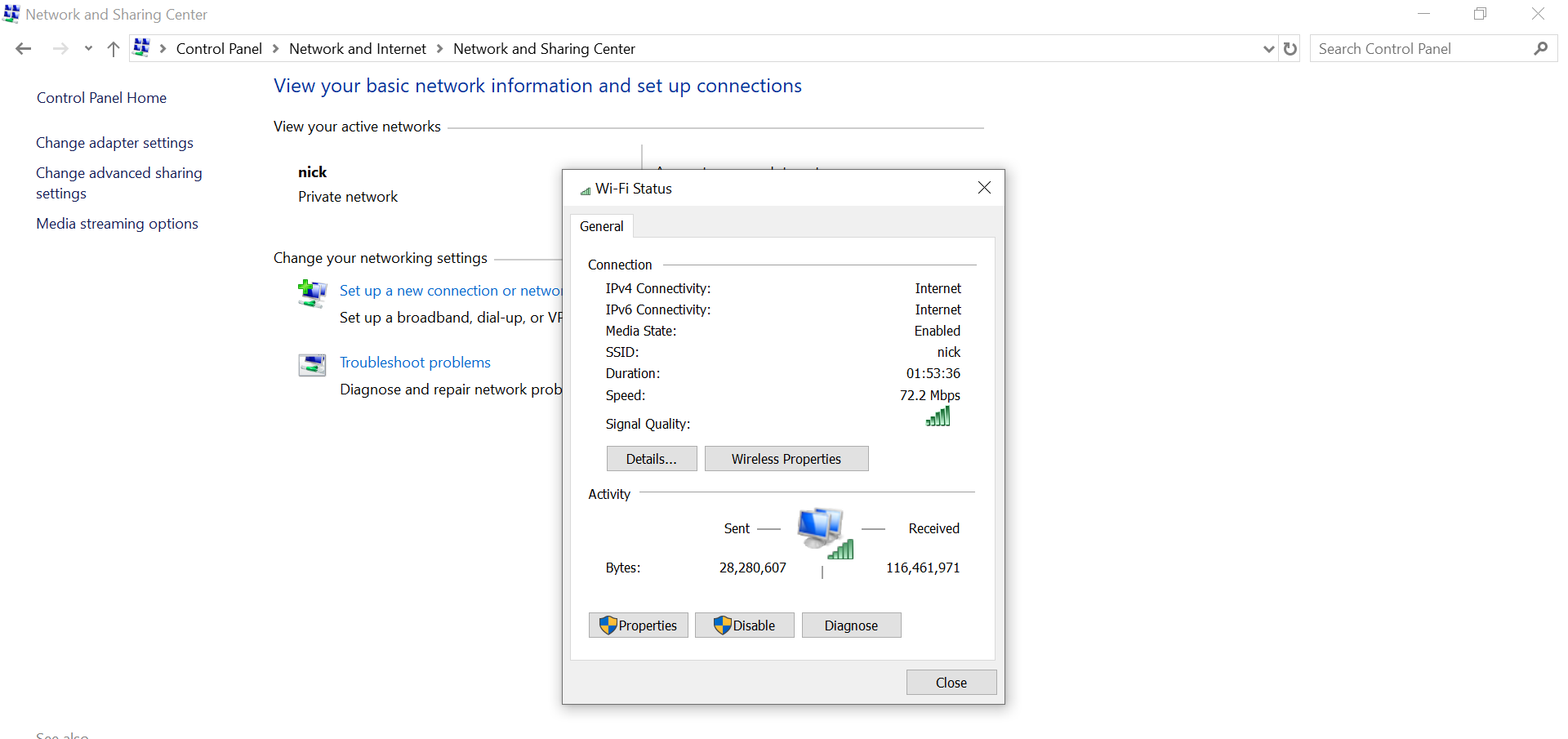 How to check Active Network Connections in Windows   GeeksforGeeks