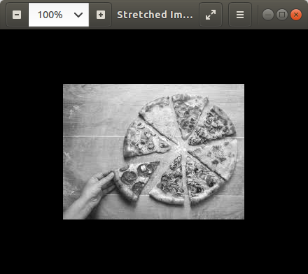 python-stretched-image-opencv