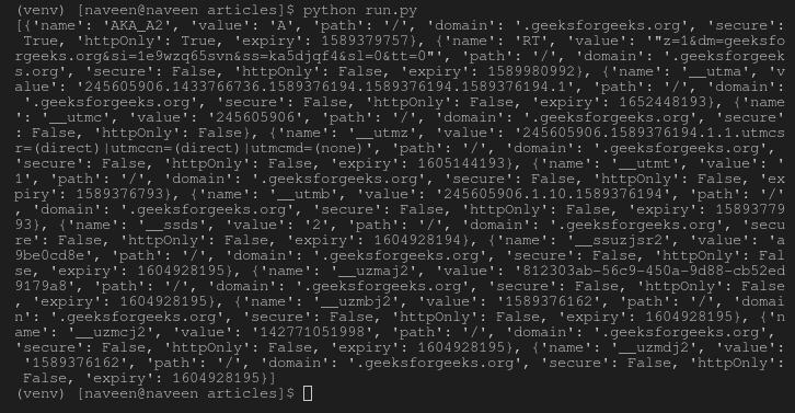 get_cookies-driver-method-Selenium-Python