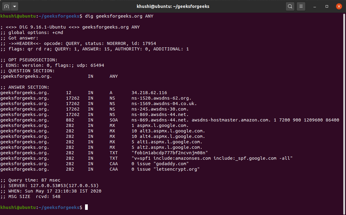 to-query-all-dns-record-types