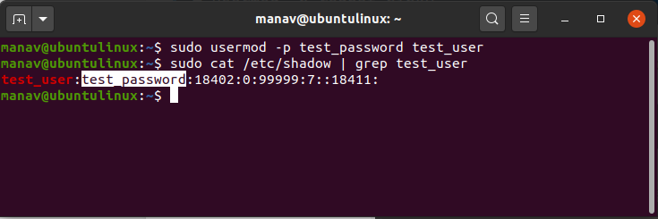 to-set-unencrypted-password