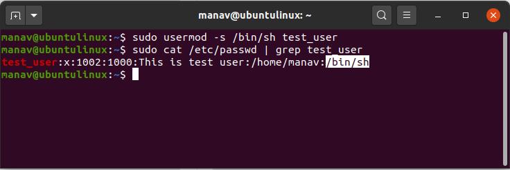 create-shell-for-user