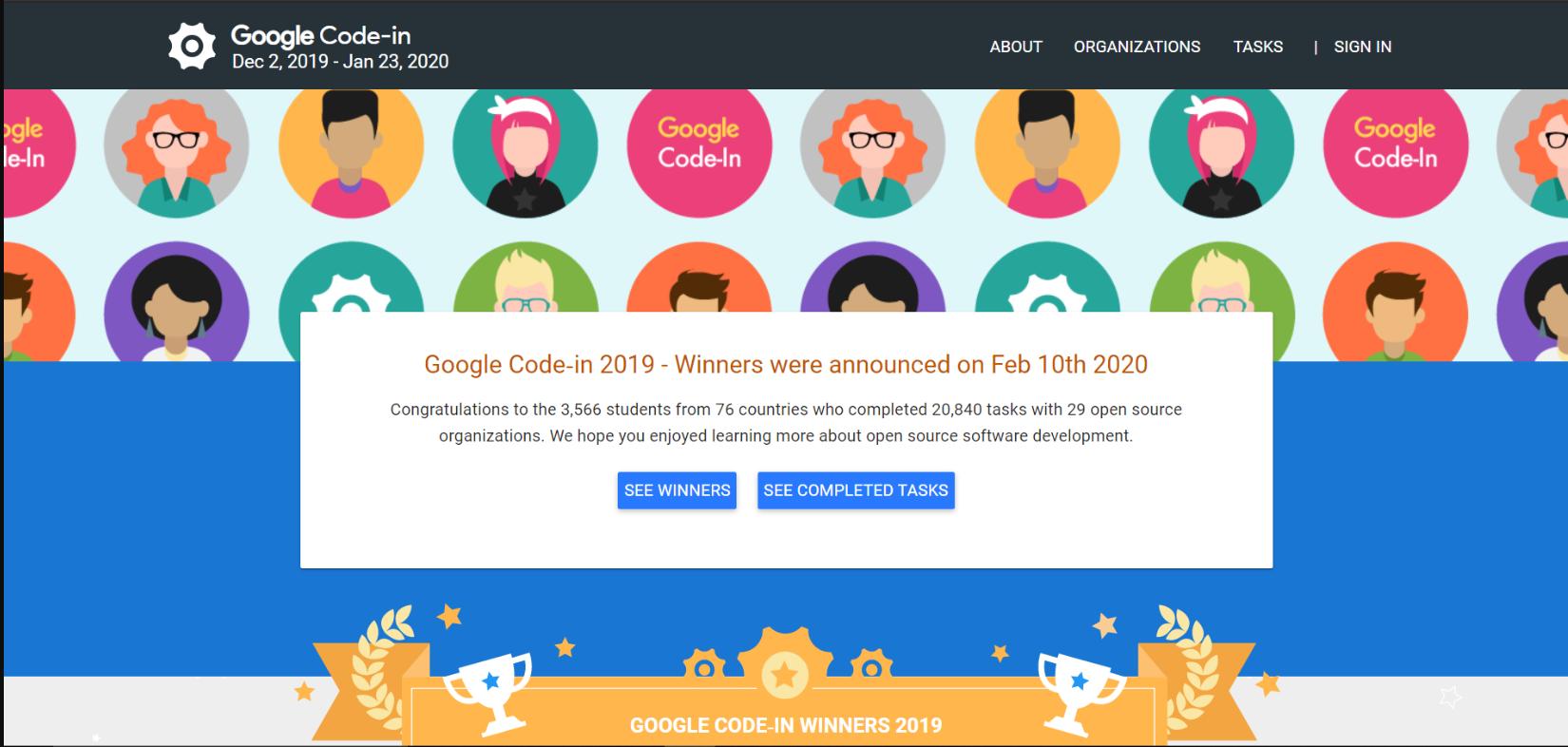 Google-Code-In-1