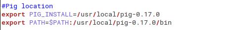 Apache Pig Installation - 6