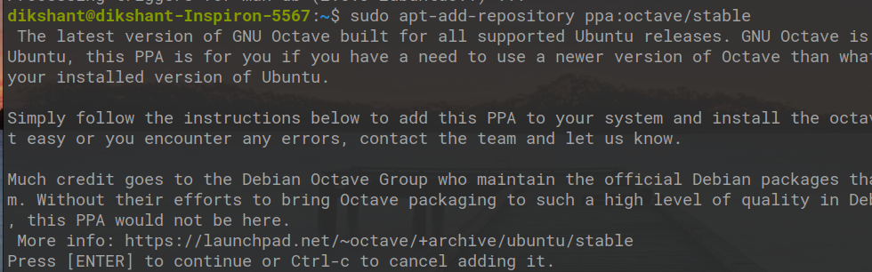 adding-repository-for-octave